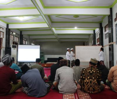 Study Banding Pondok Pesantren Al-Ittihad Demak