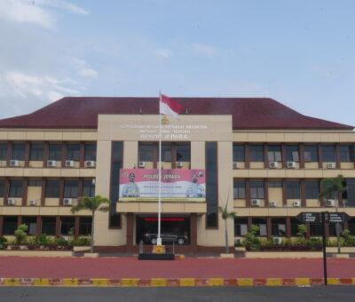 Gedung Polres Jepara